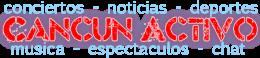 Conciertos y Eventos en Cancun 2016 logo