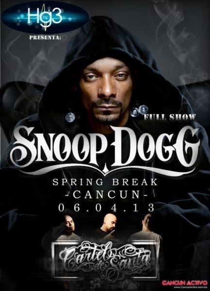 ... - Spring Break - 4 Abril 2013 - Conciertos y Eventos en Cancun 2016