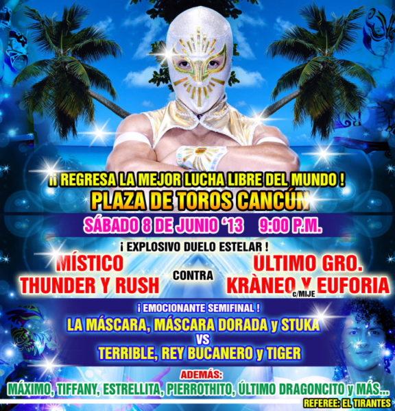CMLL-Lucha-Libre-Cancun