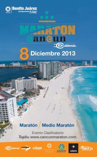 Maraton Cancun Cablemas 2013
