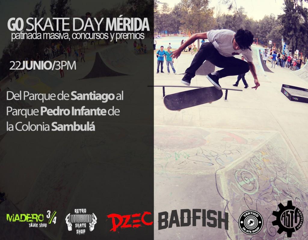 Skate Day Merida 2013