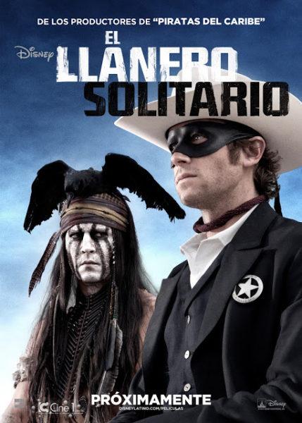 ElLlanero Solitario - Estreno Mexico Julio 2013