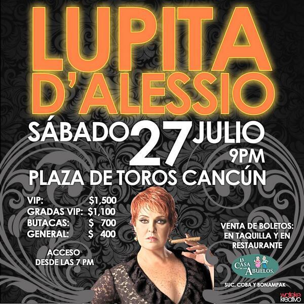 lupita-dalesio-cancun-2013