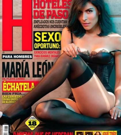 Maria Leon Revista H Agosto 2013