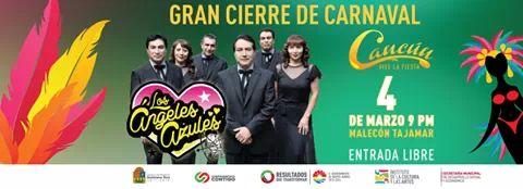 carnaval de cancun 2014