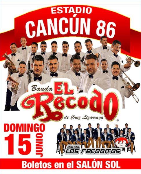 Banda Recodo Cancun Est 86