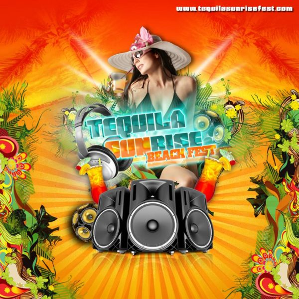 Tequila Sunrise Beach Fest 2014