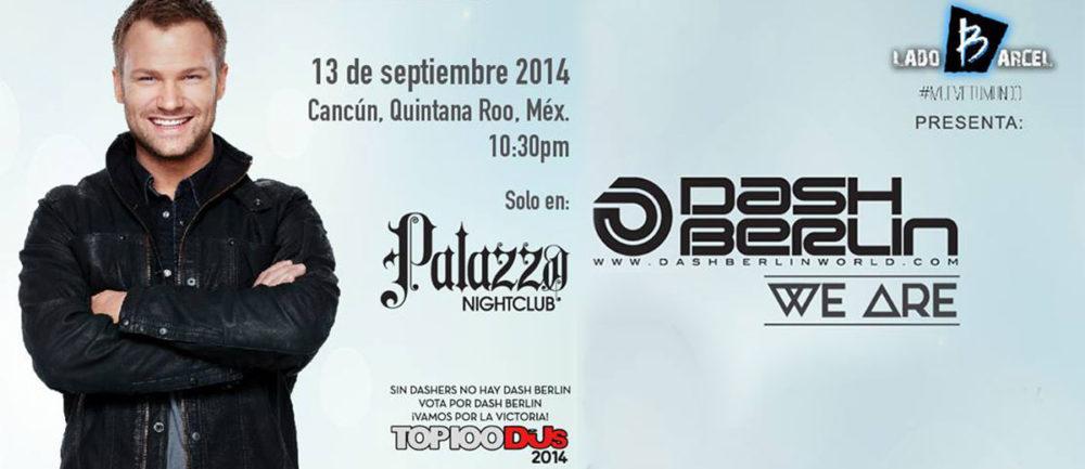Dash Berlin en Cancun2014