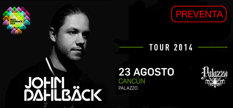 Ibiza Residence Tour Cancun 2014