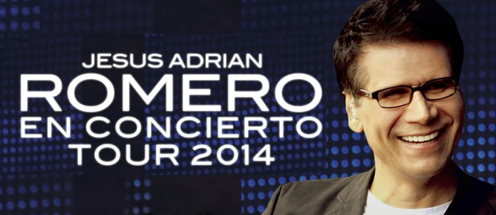 Jesus Adrian Romero en Merida