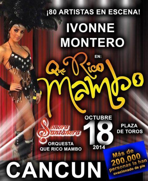 Que Rico Mambo en Cancun - Boletos - Plaza de Toros