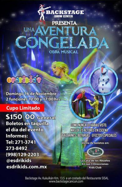 aventura-congelada-cancun-teatro