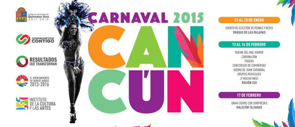 Carnaval de Cancun 2015