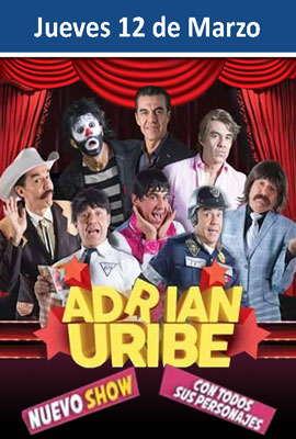 Adrian Uribe Cancun 2015