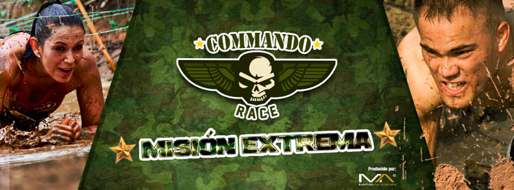 Commando Race Mision Extrema Cancun