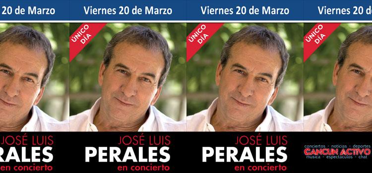 Jose Luis Perales Cancun 2015