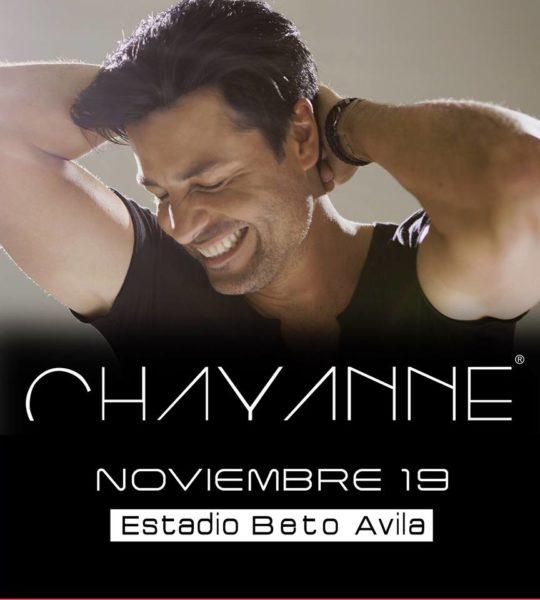 Chayanne llega a Cancun