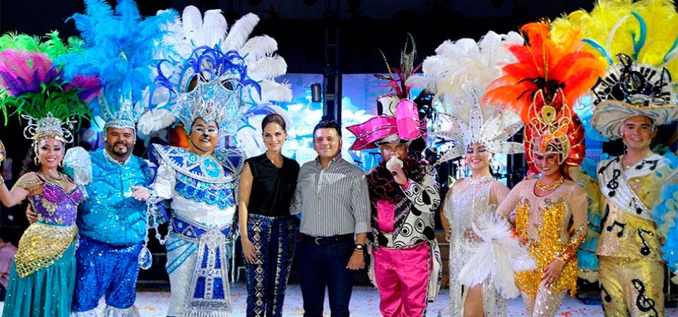 Artistas Carnaval Cozumel 2016