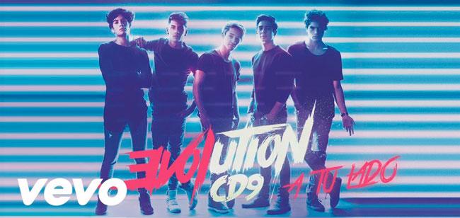 Nuevo Disco de CD9 Evolution