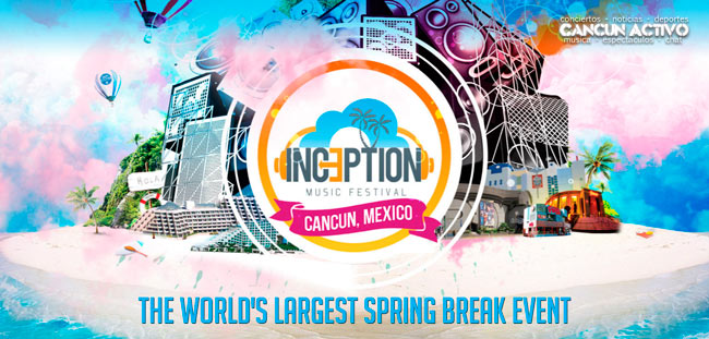 Spring Break Cancun 2016