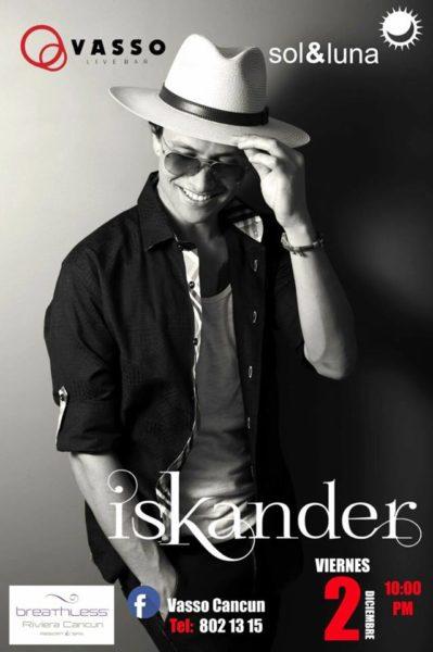 iskander-en-cancun