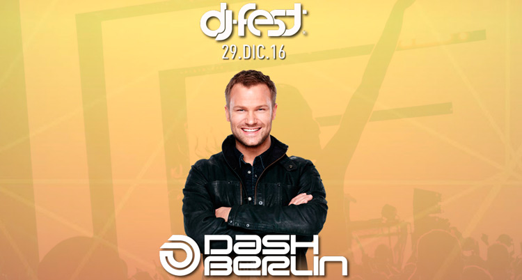Dash Berlin en Playa del Carmen