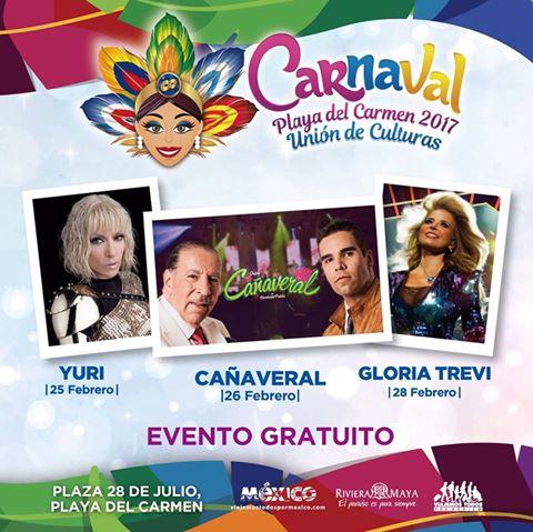Carnaval Playa del Carmen 2017