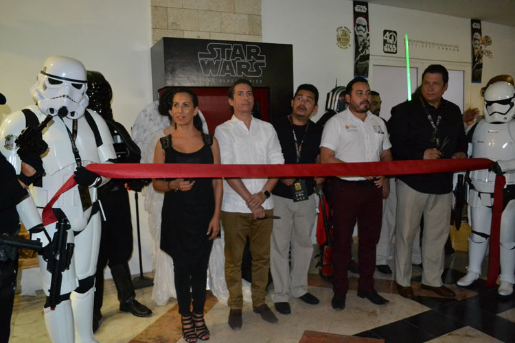 Star Wars en Cancún