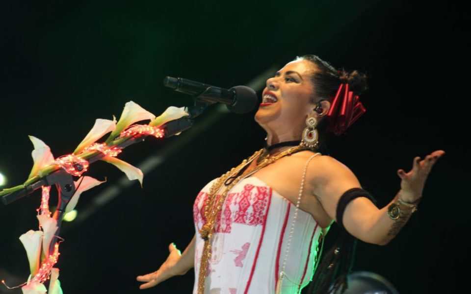 lila downs en chetumal
