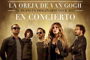 La Oreja de Van Goh en Mérida - 29 de Septiembre 2017