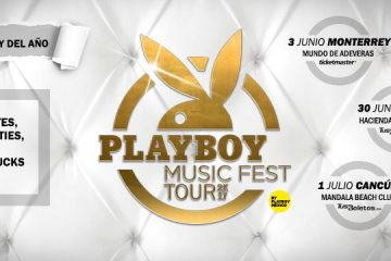 Playboy Party en Cancún
