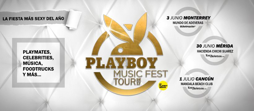Playboy Party en Cancún