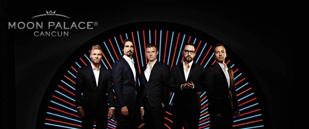 Backstreet Boys en Cancún