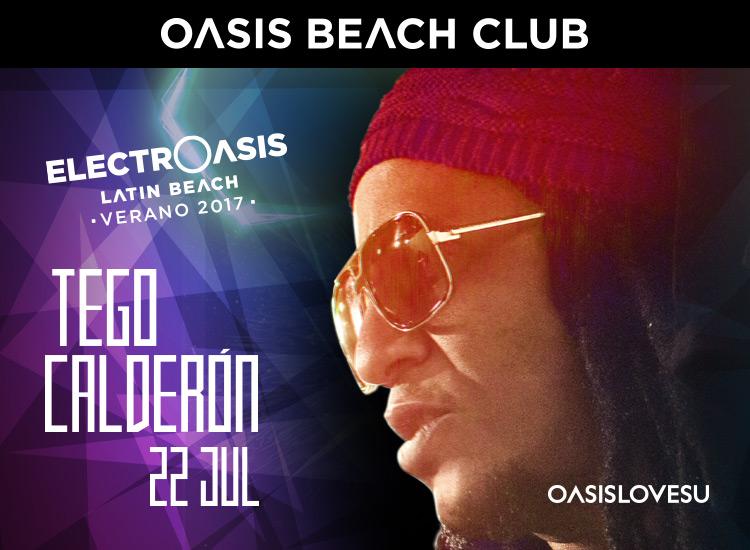 Tego Calderon en Cancún