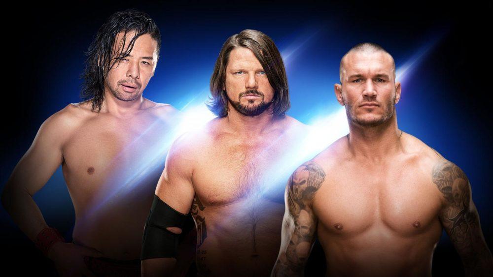 WWE en Mérida 2017