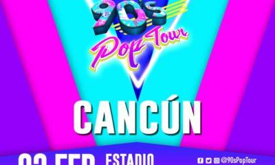 90s Pop Tour en Cancún