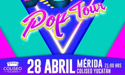 90s Pop Tour en Mérida