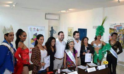 comparsas carnaval Cancún 2018
