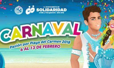 Carnaval de Playa del Carmen 2018