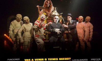 circo espantos cancun ultimo dia
