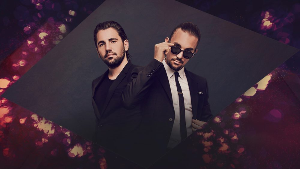 Dimitri Vegas Like Mike en Cancún