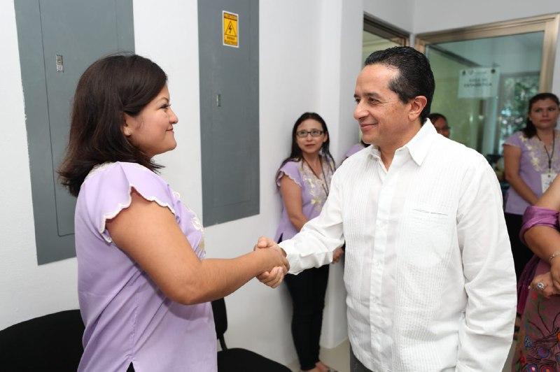 Centro de Justicia para las Mujeres de Cancún