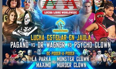 Lucha Libre AAA en Cancun