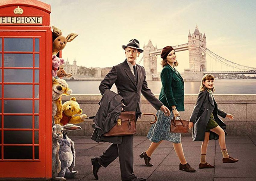 christopher robin pelicula