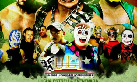 lucha libre cancun 2018