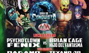 Lucha Libre AAA en Cancún
