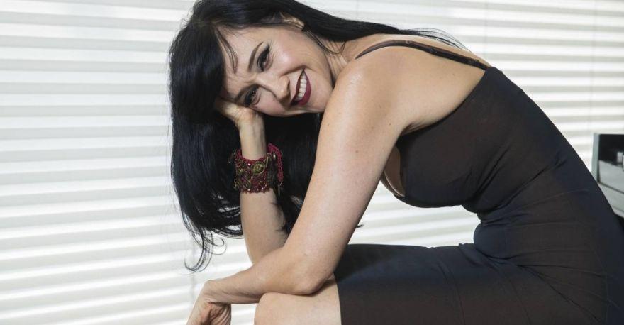 Susana Zabaleta en Cancún