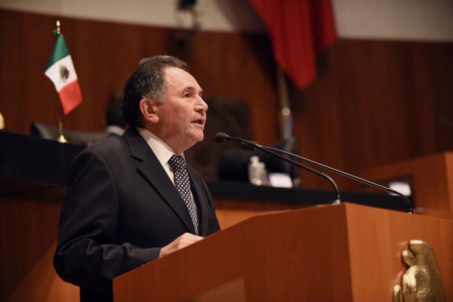José Luis Pech senador