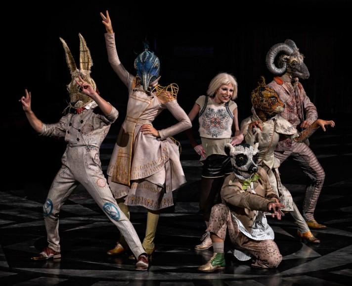 cirque du soleil riviera maya 2018