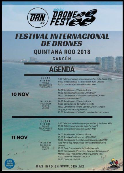 Festival Internacional de Drones